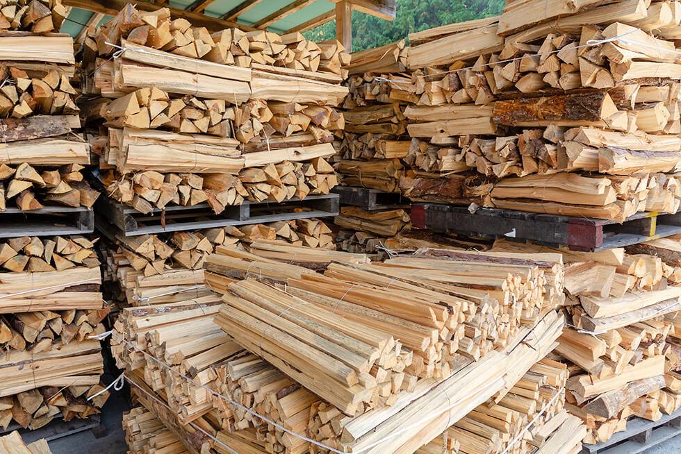 薪(割木)の製造・販売